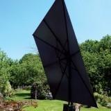 Carre d'ombre-parasol déporté