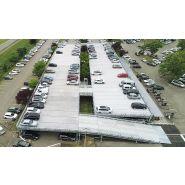 Parking silo modulaire et démontable - nextensia