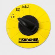 Km 130/300 r bp pack - balayeuse de voirie autoportée - kärcher - 300 litre