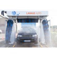 Portique de lavage m22 - lavance commerciale - hauteur de lavage 1.80 à 2.90 m - largeur de lavage 2.50 et 2.70 m