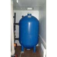 SFCAO - Filtres d'eaux usées - Silex International - Débit : 10 m3/h
