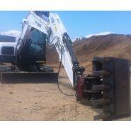Roto-one rb120 pour pelle  6 - 11 tonnes