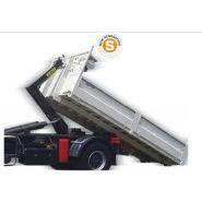 Ampliroll al 16 - bras hydraulique pour camion - marrel - 16 t