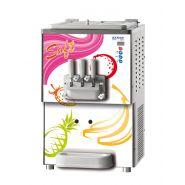 Happy/smile model happy1p,happy3p et smile3p-machine à glace italienne professionnelle-frigogelo icetech-capacité de la cuve sup. 11+11 lt