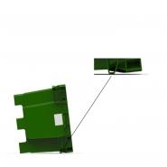 Caisse palette gerbable emboîtable jumbonest - 8282200415