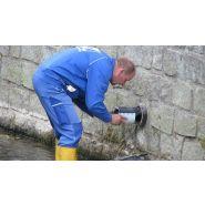 Clapet anti-retour eau usée de canalisation