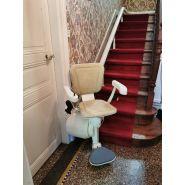 Fauteuil monte escalier tournant ultimate