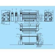 I50-160 - sécheuse-repasseuses - primus - vitesse du rouleau 1,5-8 m/min