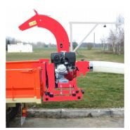Spc 2hr - aspirateur de voirie - françois père et fils - turbine diam. 410 mm