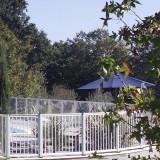 Antares-clôture aluminium