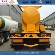 Ss9400vstx - remorques citerne - xiamen sunsky trailer co.,ltd - capacité 22 000 l