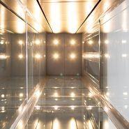 Domoflex indoor - ascenseur à gaine - arealift - course max: 10 m