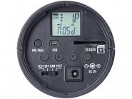 Caméra de surveillance extérieure hd irc-120 visortech