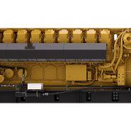 Xg400 60hz groupe électrogène container - caterpillar - 500 kva