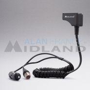 Cb portative alan 42-ds - cb radio - midland - 26.565 mhz - 27.99125 mhz