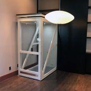 Ascenseur de maison telecab17 - savaria - capacité 384 kg