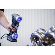 Série handyscan 3d silver  - scanners éprouvés et fiables à un prix accessible