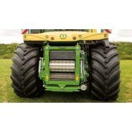 Big x 680 | 780 | 880 | 1180 - ensileuse automotrice - krone - puissance continue du moteur de 687 à 1156 chevaux