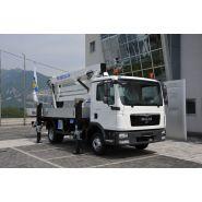 Zed 26 jh camion nacelle - cte - 26 m