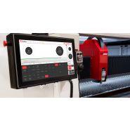 Smartline fiber - machine de découpe laser 2d - tci cutting - plus flexible
