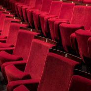 Star théâtre reykjavik br - fauteuil pour salle de spectacle - quinette gallay - encombrement : 50 cm assise relevée