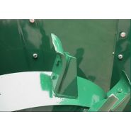 Sbr 2 cureuses de fossés et rigoleuses - sovema - poids 950 à 3080 kg