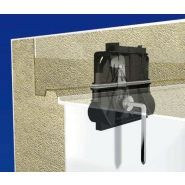 Modular - chambre froide - kide - epaisseur panneau 60 à 150 mm