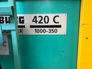 Presse a injecter-arburg 100t 420 c 350