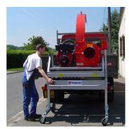 Gar t4r - aspirateur de voirie - françois père et fils - turbine diam. 520 mm