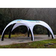 Fastent® air plus : votre tente gonflable en 8 jours chez vous.
