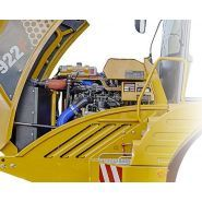 922f 2.55 tombereau - hydrema - 20 t