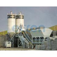 Elkomix-90 centrale à béton - 75 m3/h