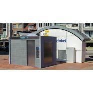 Toilette autonettoyante tmax