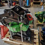 Roto-one pelle 12-19 tonnes en volvo s60/s70 ou coupleur ou cw30