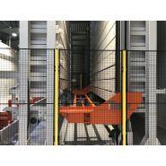 Magasin automatique - produit long-lourd-volumineux