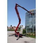 Lightlift 17.75 mk2 - nacelle araignée  - hinowa s.p.a. - capacité nacelle chenillée 230kg