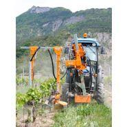 Srb 22-200 - épampreuse mécanique - provitis - hauteur d'épamprage 198mm