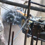 Fraise hydraulique mb-r800 - simple et efficace