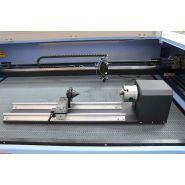 Dxtech-1390 - marquages et découpes à laser - blue elephant - zone de traitement 1300mm * 900mm