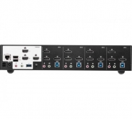 Aten cs1964 kvm triple displayport/usb 3.0/audio - 4 ports réf.261965