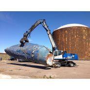 Pince de tri demolition (pelle de 30-75 tonnes)