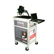 Station de laser portatif pryor