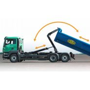 Rs21 - bras hydraulique pour camion - meiller - 21 t