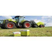 Xerion 5000-4500 trac ts tracteur agricole - claas - 530/490 ch maxi