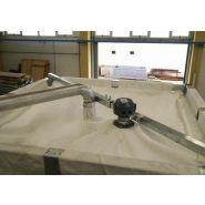 Silo souple - palamatic - volume de 3 à 56m³