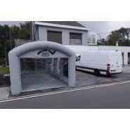 Cabine de peinture gonflable pour extérieur oxford plus | sellerpro