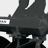 Af charrue portée  - charrue agricole - baldan - prof. trav.150 à 300 mm