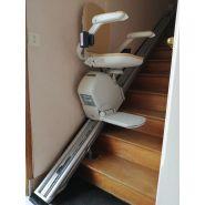 Fauteuil monte escalier a130 droit interieur