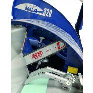 Rca - scie industrielle - amr - longueur de coupe : 25 - 50 cm