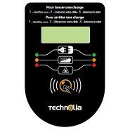 Statioelec's  bornes de recharge pour voiture electrique - technolia - • tension nominal (u) : 400v tri ou 230v mono